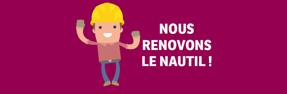 travaux nautil