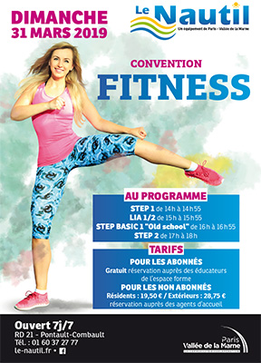 Convention Fitness (A3)